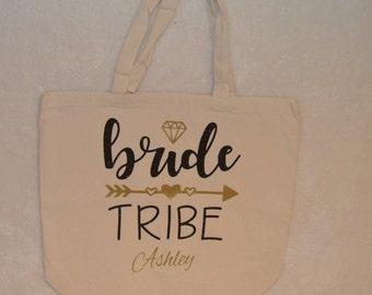 Bridesmaid Gift Tote and Tumbler Set Birthday Gift Bridal Party Personalized Tote Personalized Tumbler Custom Tote and Tumbler Set