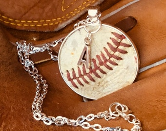 ON SALE Baseball Jewelry, Baseball Necklace, Baseball Team Gifts, Kids Baseball Necklace, Personalized Baseball Necklace and Jewelry,