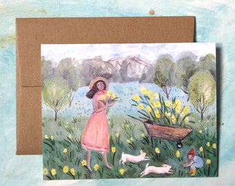 Daffodil Day | Greeting Card