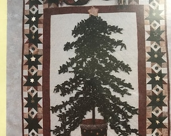 MAYniaSALE Advent Tree quilt pattern