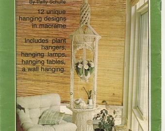 MACRAME FEVER - Vintage Magazine Digital download - PDF Format