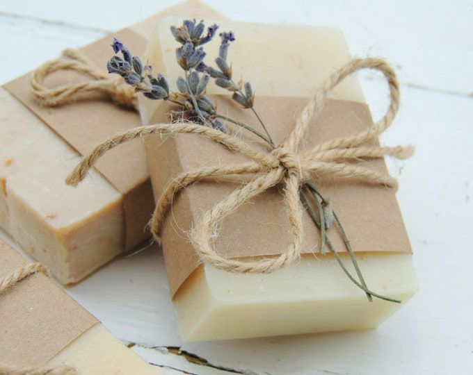 Gilded Goat Artisan Goats Milk Soap Collection - Made To Order with your Favorite Ingredients