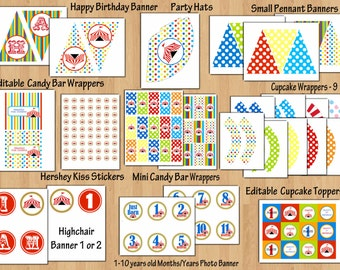 circus party decorations circus party supplies circus party invitations carnival party decorations party decor carnival party invitations