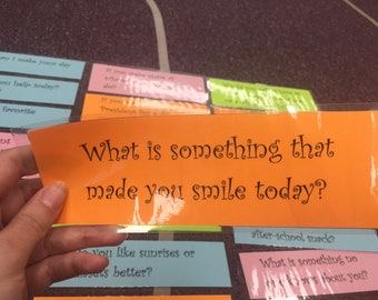 Children's Thoughtful Questions