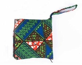 Rigel foldable shopping bag - green