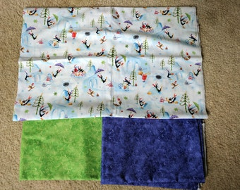 Penguin Party Quilt