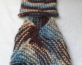 Baby kit knitted