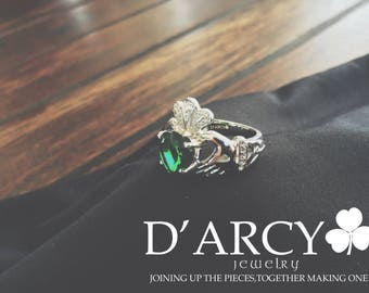 Claddagh Ring by D'Arcy