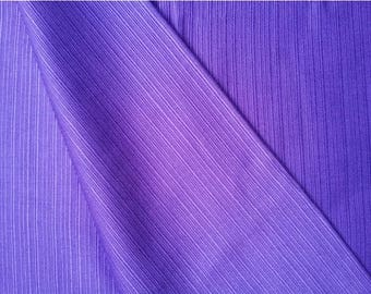 Fat quarter cotton twill with purple satin reliefs side effects