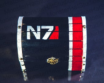 Mass Effect - N7 Treasure Box
