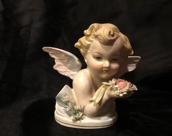 Lefton cherub angel