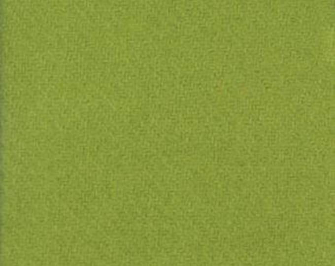 Moda 100% Wool Pistachio  5481043 - 1/2 yd x 54 inches