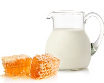 Buttermilk Honey scented products Shower Gel, Whipped Body Butter, Lotion, Body Spray, Bath Soak, Shampoo or Conditioner