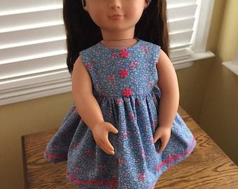 Doll Dress and Headband