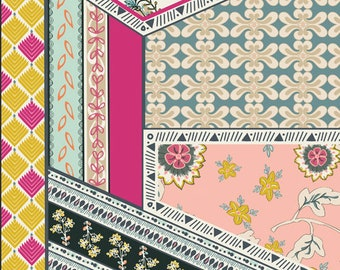 Bohemian Patchwork Indie Boheme by Pat Bravo for Art Gallery Fabrics