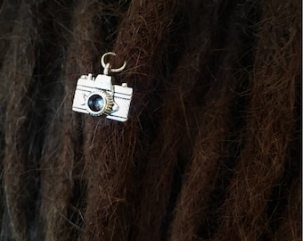 Photo Camera Dread Pendant