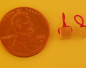 Knit stitch markers - fits 3.25mm/us3 knitting needles
