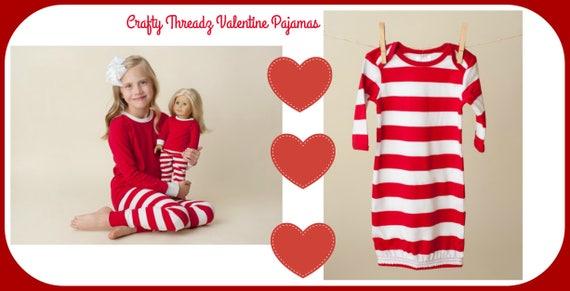 like this item - Valentines Day Pajamas