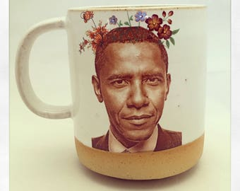 Pay it Forward - Barack & Michelle Mug