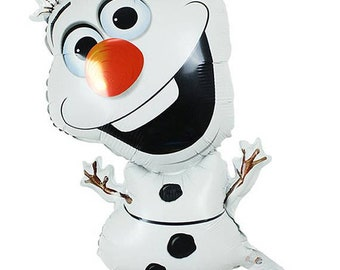 Disney Frozen Olaf Balloons