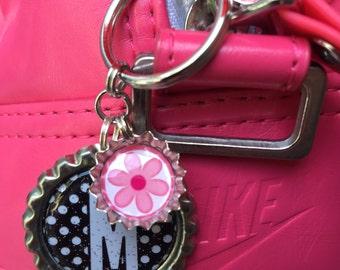 Keychain, Backpack Tag, Gym Bag Tag, Back to school ID