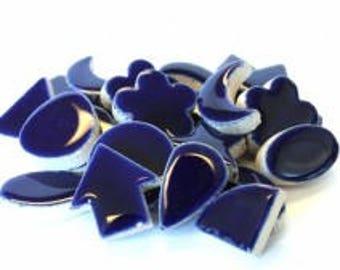 Ceramic Charm - Indigo - 50g