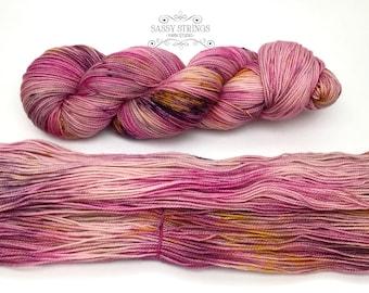 HAND DYED YARN / Sock Yarn / Superwash Merino / Indie Dyed Yarn / Gypsy