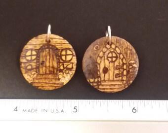Small custom pendant