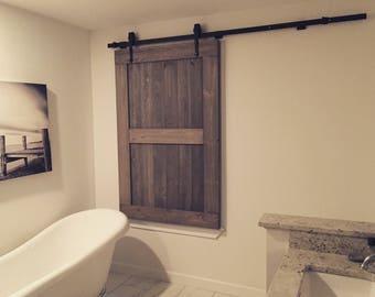 Barn Doors - Any Size - Sliding Barn Doors - Hardware Included - Rustic Barn Style Doors - Interior Barn Doors - Barn Door Gate