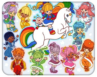 Shy: Rainbow Brite (Stickers)