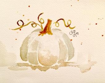 White Pumpkin 2