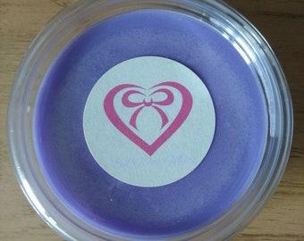 2oz wax pots in Parma violet