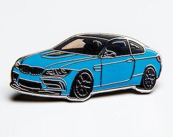 BMW M3 Lapel Pin