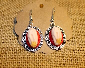 Luxury Vagina earrings