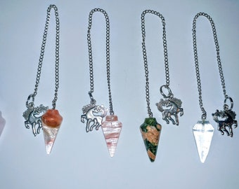 Beautiful Pendulum with Unicorn chain
