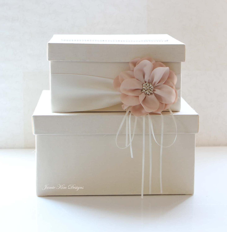 Wedding Card Box Wedding Money Box Gift Card Box Custom Made