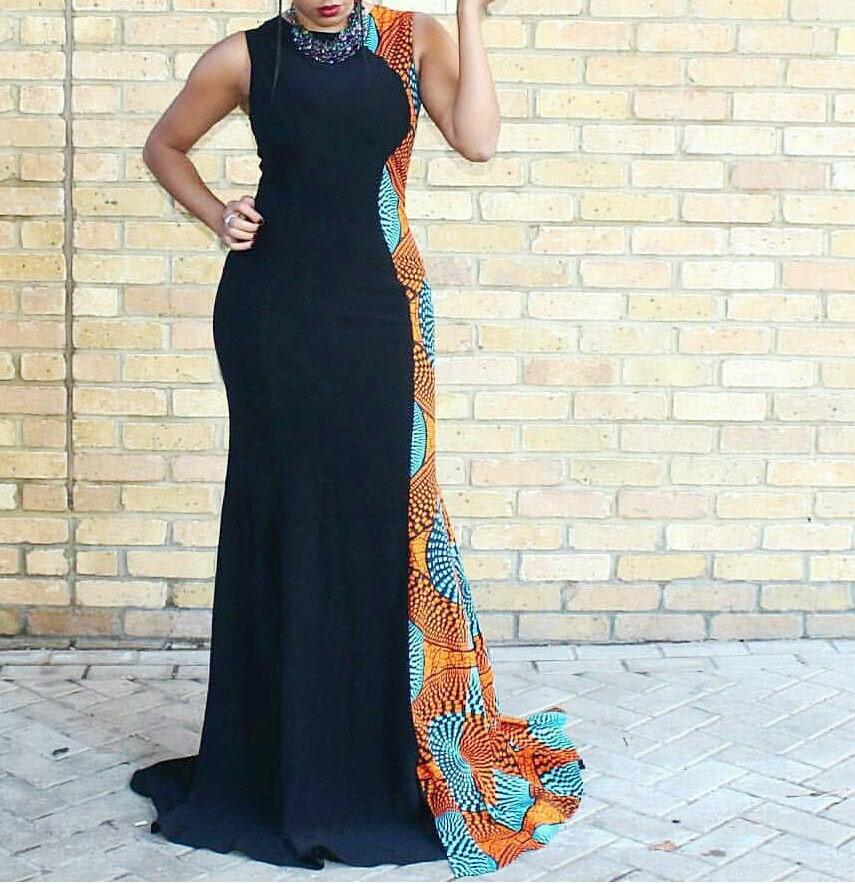 Cotton Floor Length Dresses
