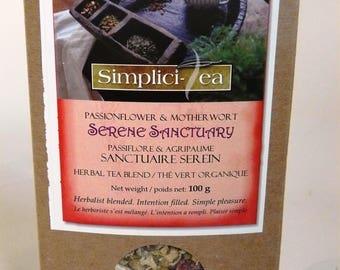 Serene Sanctuary Herbal Tea Blend