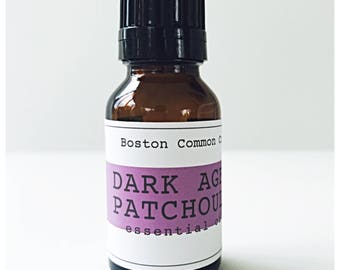 Reiner dunkel im Alter von Patchouli ätherisches Öl aged 15 ml dunkel Patchouli ätherisches Öl