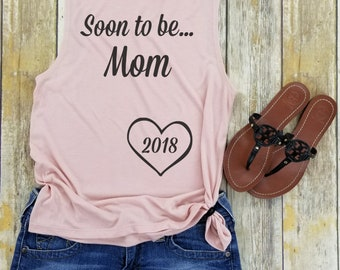 soon to be mom, 2018, preggers shirt, pregnancy announcement shirt, worth the wait, coming soon reveal, birth announcement, maternity tee