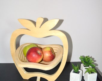Fruit wood, Apple, or trivet, apple