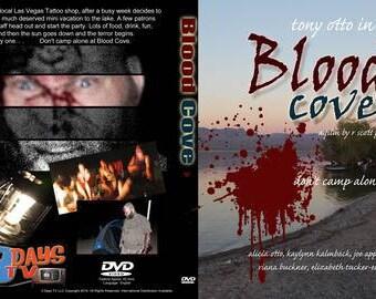 Blood Cove DVD