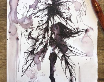 Begonia 2 (print)