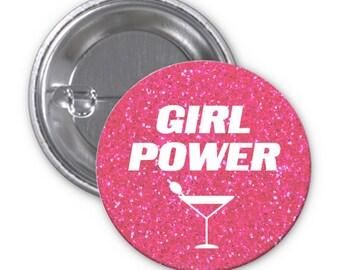 bridal party (girl power glitter)