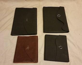 Hand Bound Journal with Closure