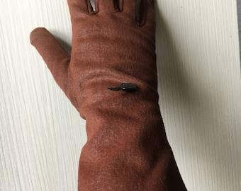 Evening gloves Ms. De Winter