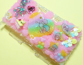 Custom Kawaii 3DS Decoden Case