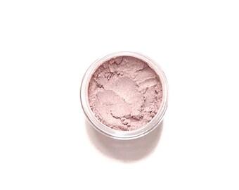 Bloom - Soft Pink | Vegan Mineral Eyeshadow | Loose Powder Eyeshadow | Light Pink Eye Shadow | Pale Pink Eyeshadow | Light Shimmer Eyeshadow