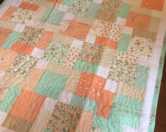 Lullaby Patchwork Quilt by Dalgleish Cloth Works