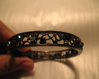 Jahrgang Givenchy Armband mit Kristallen